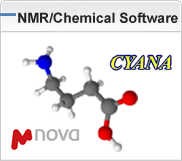 NMR/Chemical software